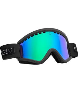Electric EGV Goggles Duran/Bronze/Green Chrome And Bonus Lens
