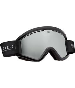 Electric EGV Goggles Gloss Black/Bronze/Silver Chrome Lens