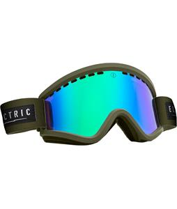 Electric EGV Goggles Irie/Bronze/Green Chrome And Bonus Lens
