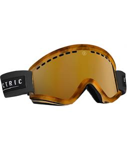 Electric EGV Goggles Tort/Bronze/Bronze Chrome And Bonus Lens