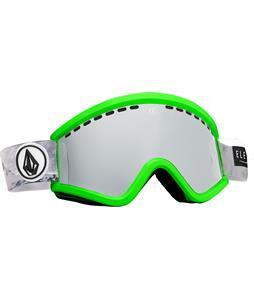 Electric EGV Goggles V. Co-Lab/Bronze/Silver Chrome And Bonus Lens