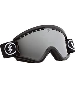 Electric EGV Goggles Gloss Black/Bronze/Silver Chrome And Bonus Lens
