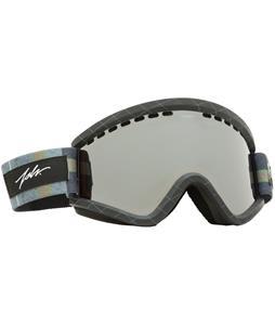 Electric EGV Goggles Jslv x Bradshaw/ Bronze/Silver Chrome Lens