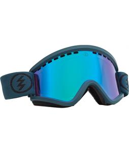 Electric EGV Goggles Dark Seas/Bronze/Green Chrome And Bonus Lens