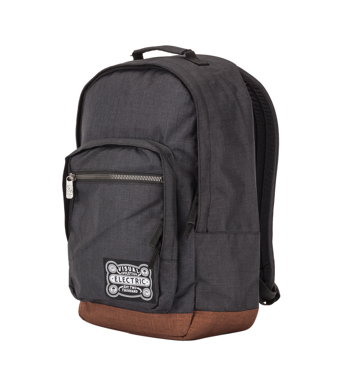 Electric Everyday Backpack Black 25L