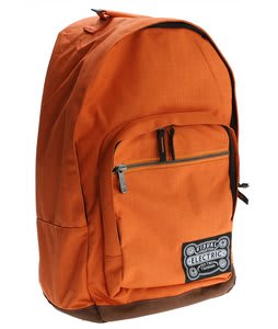 Electric Everyday Backpack Orange