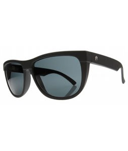 Electric Flipside Sunglasses Matte Black/Grey Lens