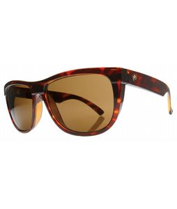 Electric Flipside Sunglasses Tortoise Shell/Bronze Lens