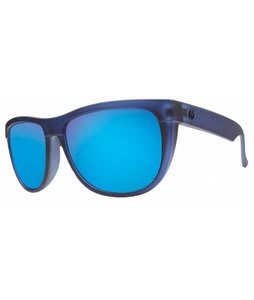 Electric Flipside Sunglasses Ultra Marine/Grey Blue Chrome Lens
