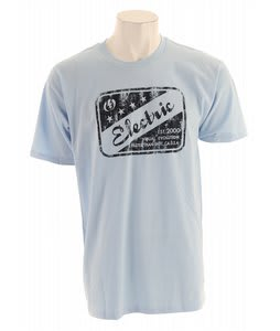 Electric FSTR T-Shirt Light Blue