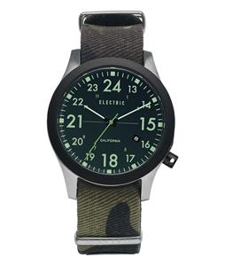 Electric FW01 Nato Watch Black/Camo