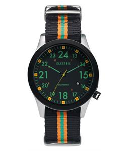 Electric FW01 Nato Watch Black/Green