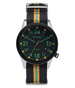 Electric FW01 Nato Watch Black/Green