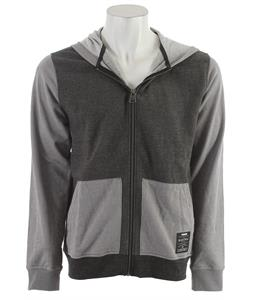 Electric Glasgow Zip Hoodie Grey