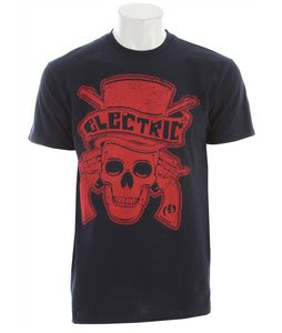 Electric Guns T-Shirt Navy