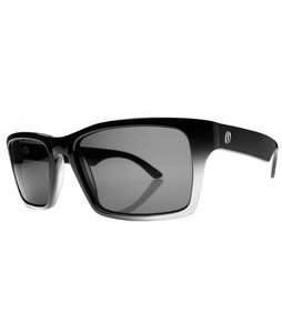 Electric Hardknox Sunglasses Black Clear/Grey Lens