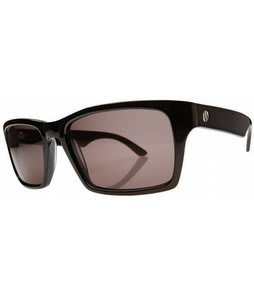 Electric Hardknox Sunglasses Gloss Black/Grey Lens