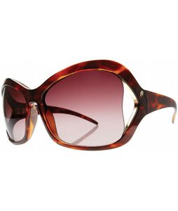 Electric Heartache Sunglasses Tortoise Shell/Brown Gradient Lens