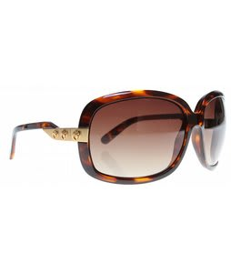 Electric Hightone Sunglasses Tortoise Shell/Brown Gradient Lens