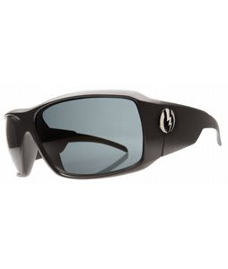 Electric KB1 Sunglasses Matte Black/Grey PC Polarized Lens