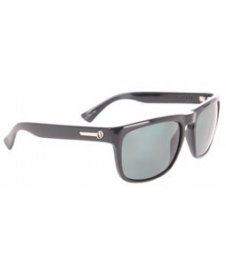 Electric Knoxville Sunglasses Gloss Black/Grey Polarized Lens