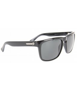 Electric Knoxville Sunglasses Gloss Black/Grey Lens