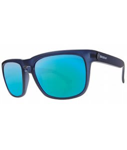 Electric Knoxville Sunglasses Ultra Marine/Grey Blue Chrome Lens
