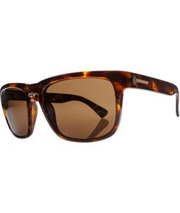 Electric Knoxville Sunglasses Tortoise Shell/M Bronze Lens