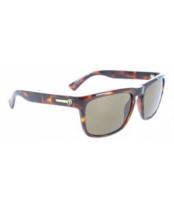Electric Knoxville Sunglasses Tortoise Shell/Bronze Lens