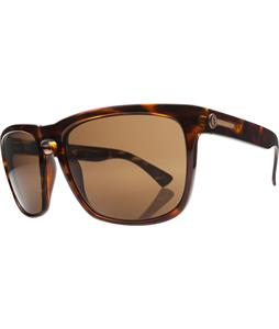 Electric Knoxville XL Sunglasses Tortoise Shell/M Bronze Lens