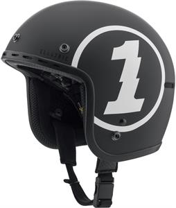 Electric Mashman Snow Helmet Matte Black/Logo