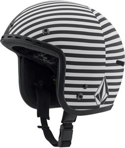 Electric Mashman Snow Helmet White Black/Volcom