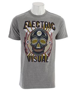 Electric Mesh T-Shirt Heather Grey