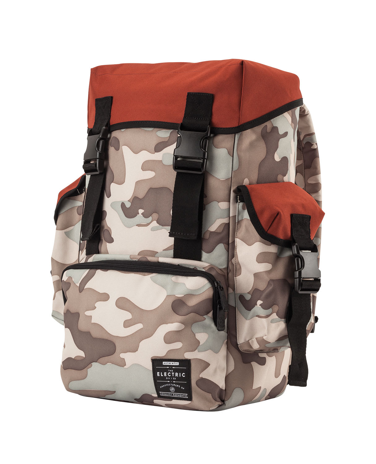 electric mk4 backpack camo 25l ebay. Black Bedroom Furniture Sets. Home Design Ideas