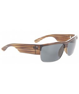 Electric Mutiny Sunglasses Olive/Grey Lens