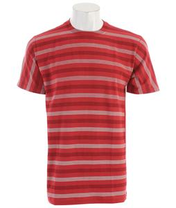 Electric Needle T-Shirt Red