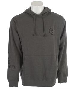 Electric New Volt Pullover Hoodie Heather Grey
