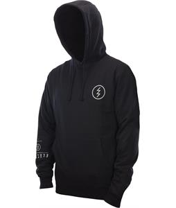 Electric New Volt Pullover Hoodie Black