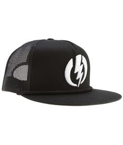 Electric New Volt Trucker Cap Black