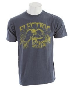 Electric Open Road T-Shirt Denim Blue
