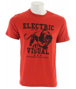 Electric Raiser T-Shirt Red