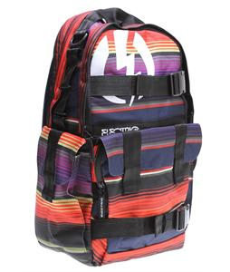 Electric Recoil Backpack Stripes 24L