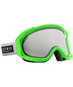 Electric Rig Goggles V. Co-Lab/Bronze/Silver Chrome And Bonus Lens