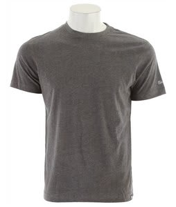Electric Solid Heather T-Shirt Charcoal Heather
