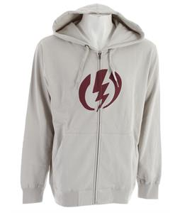 Electric Standard Volt Hoodie Silver Grey