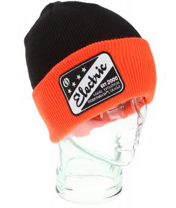 Electric Tailgate Beanie Orange