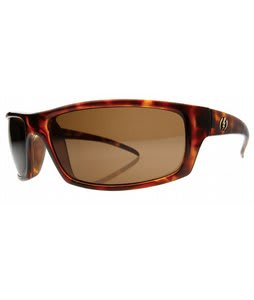 Electric Technican Sunglasses Tortoise Shell/Bronze Polycarbonite Polarized Lens
