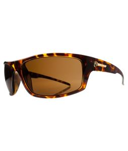 Electric Tech One Sunglasses Tortoise Shell/Melanin Bronze Lens