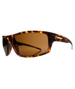 Electric Tech One Sunglasses Tortoise Shell/Melanin Bronze Polarized Lens