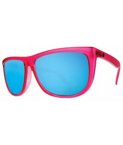 Electric Tonette Sunglasses Panther/Grey Blue Chrome Lens